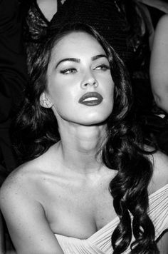 Think what you want about her but Megan Fox has the ability to look so classy.