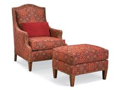 Shop for Fairfield Chair Company Lounge Chair, 1491-01, and other Living Room Chairs at Hickory Furniture Mart in Hickory, NC. Have it all with this stylish chair that provides must-have versatility.  A smart build and sensible looks combine to create an irreplaceable chair that makes an essential addition.