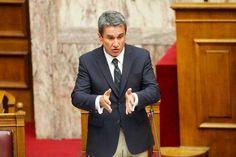 Αγριος καυγάς Λοβέρδου - Παππά στη Βουλή: «Είσαι άσχετος... Εδώ δεν θα τραμπουκίζεις!»