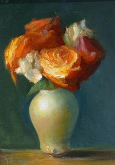 Juliette Aristides, Art Nature, Still Life, Artist, Painting, Flowers, Plant, Kunst, Artists