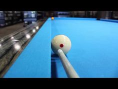 Using the icue training ball to demonstrate the Masse/curve shot! Bar Games, Pool Games, How To Play Tennis, How To Play Pool, Tennis Rules, Tennis Tips, Pool Quotes, Billiards Game, Cue Cases