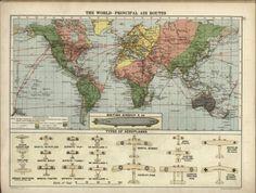 Principal air routes, 1920.png