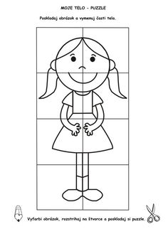 Make this an activity for human body week. Body Parts For Kids, Body Parts Preschool, Senses Preschool, Preschool Learning, Preschool Printables, Preschool Worksheets, Toddler Crafts, Preschool Activities, All About Me Preschool Theme