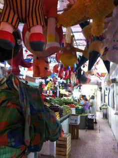 Market,Veracruz, Mexico