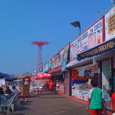 Coney Island, Brooklyn #NewYorkCity