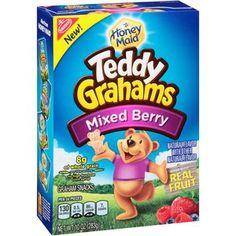 Are Birthday Cake Teddy Grahams Vegan