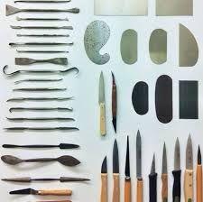 Throwing and ceramic sculpting tools Ceramic Tools, Clay Tools, Ceramic Clay, Ceramic Artists, Ceramic Pottery, Ceramic Supplies, Ceramic Techniques, Pottery Techniques, Image 3d