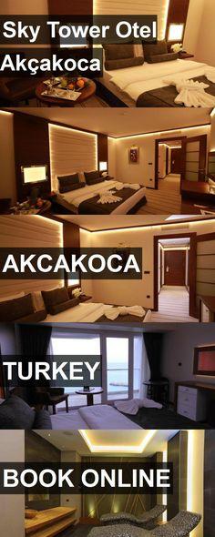 Hotel Sky Tower Otel Akçakoca in Akcakoca, Turkey. For more information, photos, reviews and best prices please follow the link. #Turkey #Akcakoca #travel #vacation #hotel