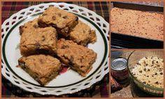 The Iowa Housewife: No Fuss Bar Cookies