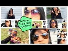 ♡ Summer Collection: Sunglasses ♡