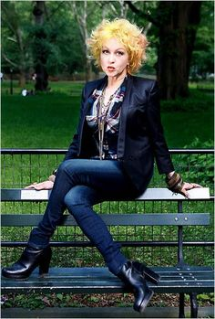 cyndi lauper family photos   ... about cyndi lauper s sunday routine with her family the whole thing