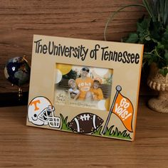 Tennessee Volunteers Football  Picture Frame
