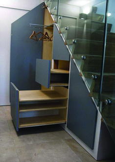 New under stairs storage the range that will blow your mind