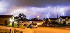 Casper Lightning - Peterson Photography