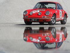 Colla Verglas; Porsche 911