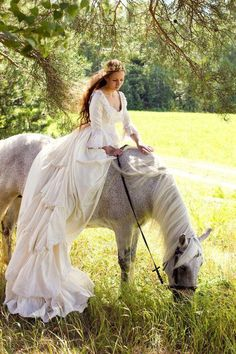 Amazing Photographs of Girl & Horse 40+ pictures