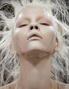 Kate Bogucharskaia by David Dunan for Vogue China April 2014