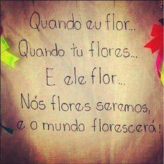 Quando eu flor