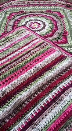 Little Leftovers Blanket - Create & Make & Mend