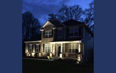 57 best house and front yard landscape lighting ideas images on project lighting my house in new jersey landscape lighting designfront yard aloadofball Images