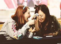 Post a pic of YoonYul {Yoona&Yuri} <33 - Girls Generation/SNSD ...