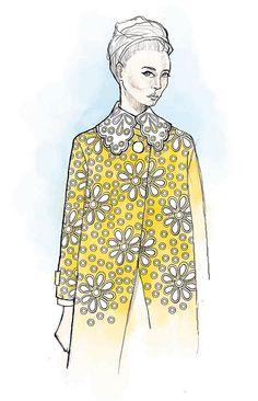 illustration of fashion