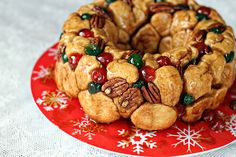 Christmas Monkey Bread