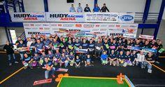 All 2016 European Championship 1/12 pan car participants. #RCcar #HudyArena