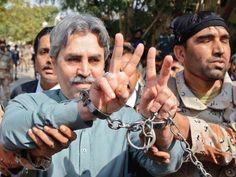 MQM's Amir Khan sent on judicial remand till June 25