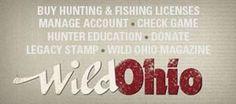 ohio fishing license