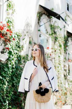 Summer White On Navy - The A List - A Blog By Alyssa Campanella