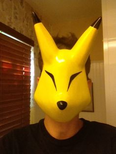 Legend of Zelda: Majora's Mask Keaton Mask by Colin Mundie