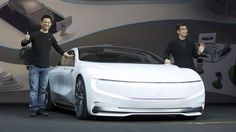 Chinese Electric Car Firm LeEco Has Raised $1 Billion In Funding
