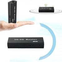 Geek   Portable 3G/4G WiFi Wlan Hotspot AP 150Mbps RJ45 USB Wireless Router