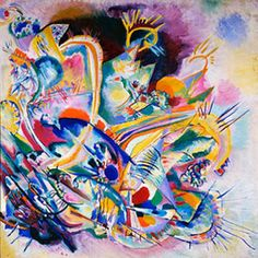 Wassily Kandinsky, Improvisation Painting