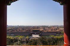 景山公园 Jingshan Park i 北京市, 北京市