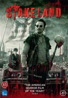 Stakeland - This movie returns to the real vampire: the vampire that will actually harm you and drink your blood.