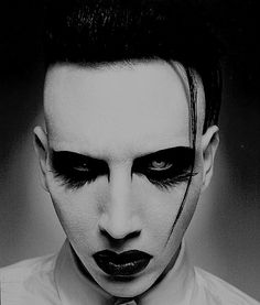 I miss Marilyn Manson's old stuff):