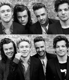 One Direction are four beatiful boys they were mad July 23 2010 8:22 p.m the members are Harry Styles Liam Payen Niall Horan Louis Tomlinsion they have been together for 6 years. 2015 was when one of the members created a solo career Zayn Malik. To most people One Direction are just a boy band To Directioner's One Direction Songs are everything so resepet people who love then or they will murder you dont say i didnt warn  you-K.M