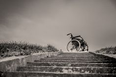 Free Photo: Wheelchair, Lonely, Physical - Free Image on Pixabay - 567812