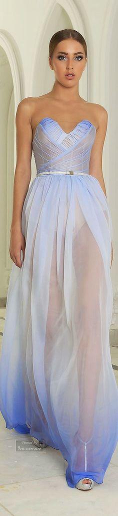 Abed Mahfouz Promo Dress