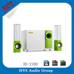 Get high quality multimedia Speaker or latest water dancing speaker from one & only trusted online resource Huayusi.en.alibaba.com, offers the best electronic gadgets.