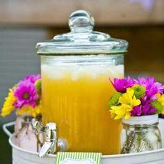 Family-Friendly Summer Tea Punch Recipe