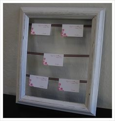 Displaying your place cards in a stylish and memorable way can set the tone for your entire reception, but that doesn't mean to have to spend a lot of time or money on your entry table. In this one DIY post, we'll show you three different ideas you can recreate using simple materials from your …