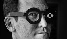 Artist Geoff McFetridge talks about drawing inspiration from Saul Steinberg