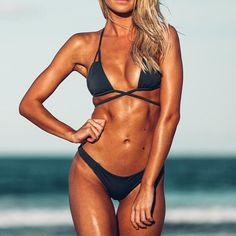 Beach Babe @gbudde_xo  @waikiniswim  @balibody #futurebikini @futurebikini #bikinibody #photooftheday #model #beauty #beach #summer #fashion #sun #love #bikini #sunshine #beachlife #beachbabe #maxlayn #rawbeauty #model #hersmile #bebeautiful