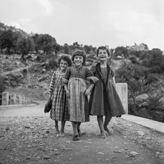"""howtoseewithoutacamera: """" by Robert McCabe Three friends, Ano Peristeri, Epirus, Greece, [x] """" Pictures To Paint, Old Pictures, Old Photos, Greece Photography, White Photography, Greece Pictures, Old Greek, Robert Doisneau, Fantasy Paintings"""