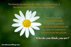Who do you think you are? — Medium