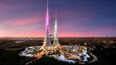 Un #hotel de insectos en el edificio más alto del mundo http://w.abc.es/7fo4w4 #Curioso