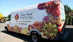 Canby Graphics | Wraps | Oregon Vehicle Signage, Vehicle Branding, Fruit Logo, Boat Wraps, Fruit Shop, Van Wrap, Vans Shop, Car Brands, Dream Cars